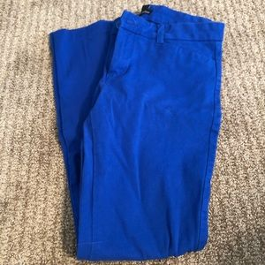 Blue Gap dress pants